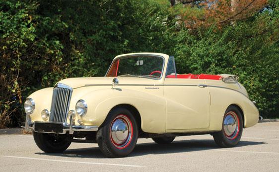 1950 Sunbeam-Talbot Mk I Convertible