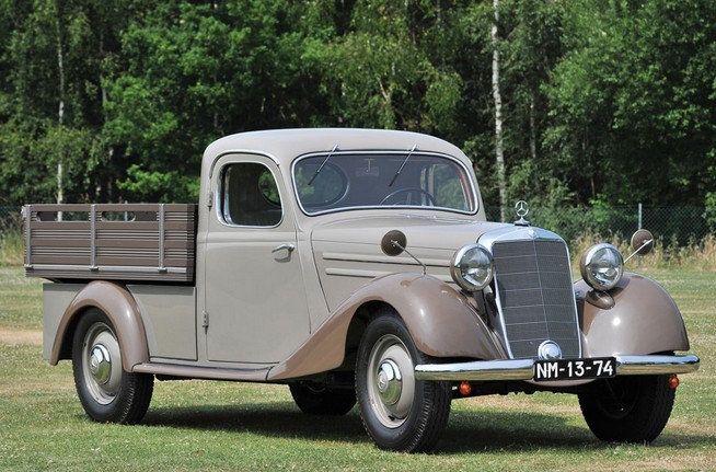 1952 Mercedes-Benz 170 Da Pick Up