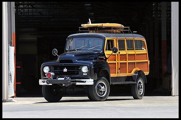 1954 International R140