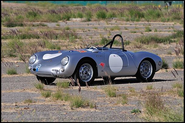 1955 Porsche 550-1500 RS Spyder