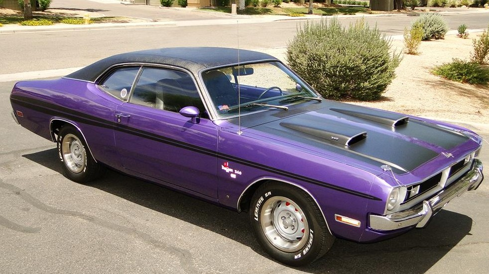1971 Dodge Demon 340 GSS