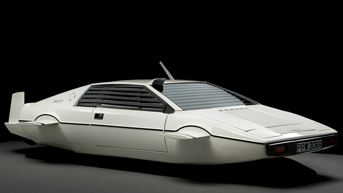 1977 Lotus Esprit Submarine