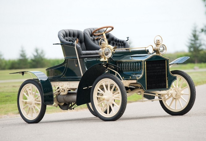 1905 Cadillac Model E Runabout