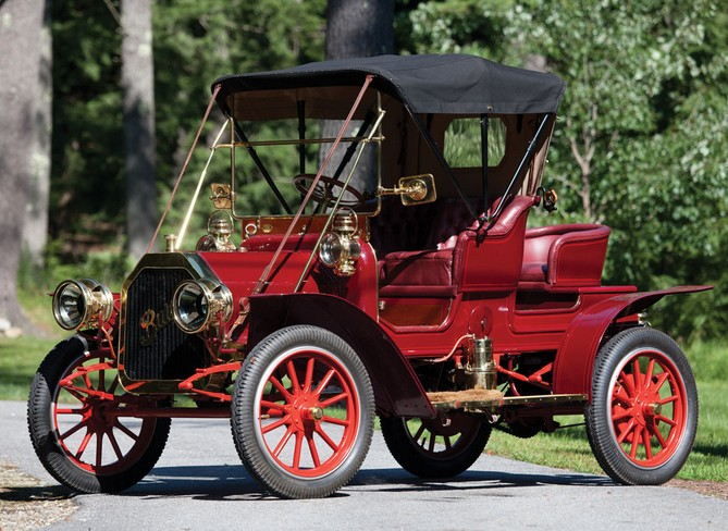 1909 Buick Model G Roadster