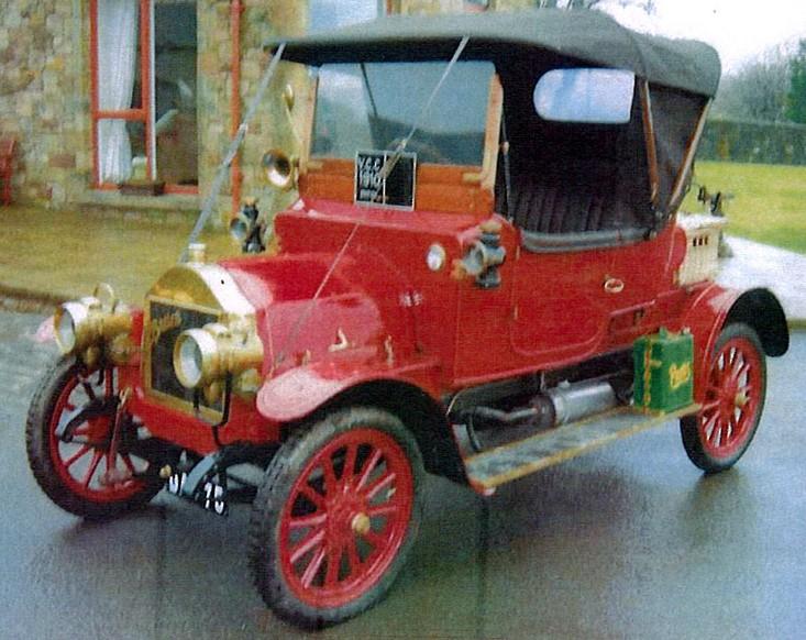 1910 Briton 10hp Tourer