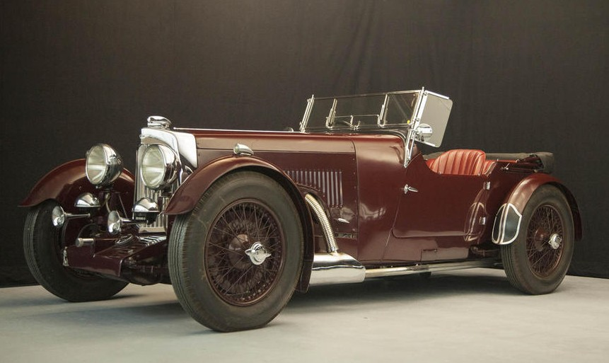 1934 Aston Martin 1.5-Litre Sports 24-Seater
