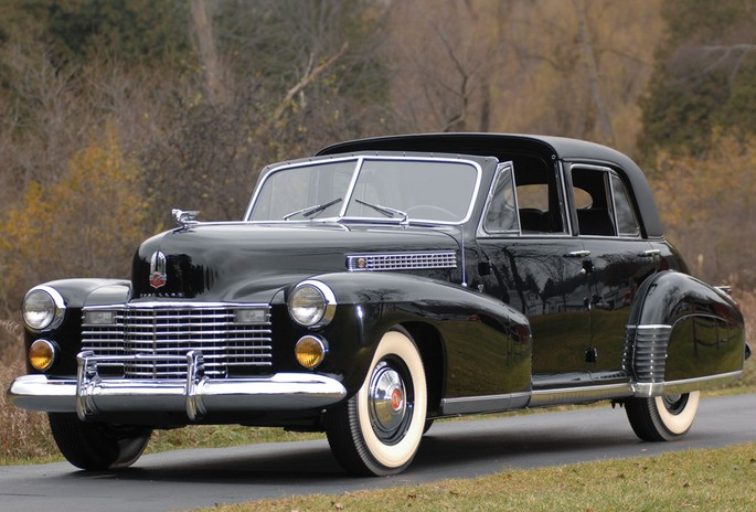 1941 Cadillac Series 60 Special Town Car by Derham