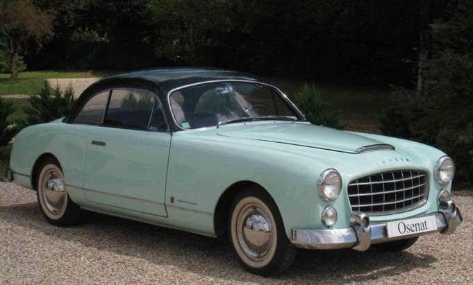 1954 Ford Comete