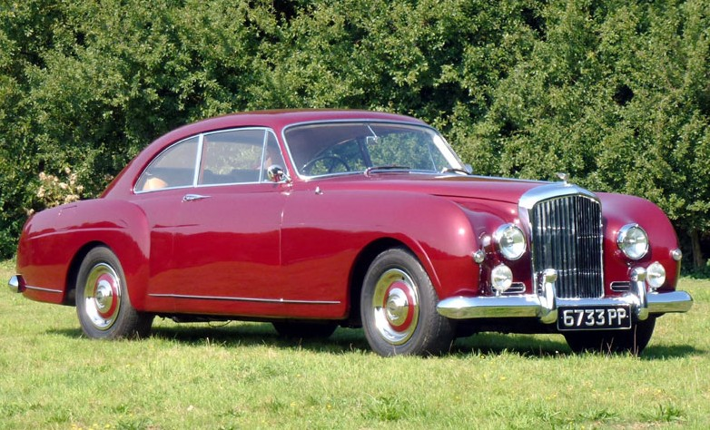 1956 Bentley S1 Continental Fastback