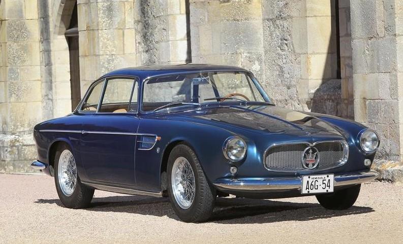 1957 Maserati A6C54GT