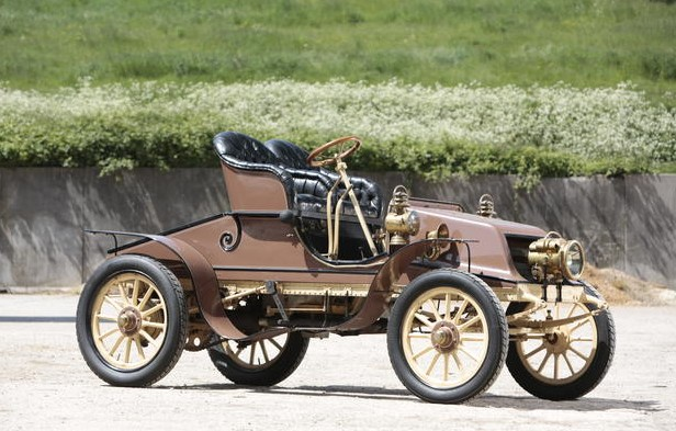 1903 Winton 22HP Twin-Cylinder Two-Seat Runabout
