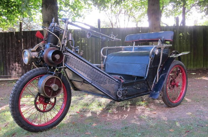 1904 Cyklon 3.5HP Cyklonette