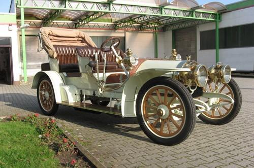 1905 Mercedes-Simplex 28-32 Phaeton
