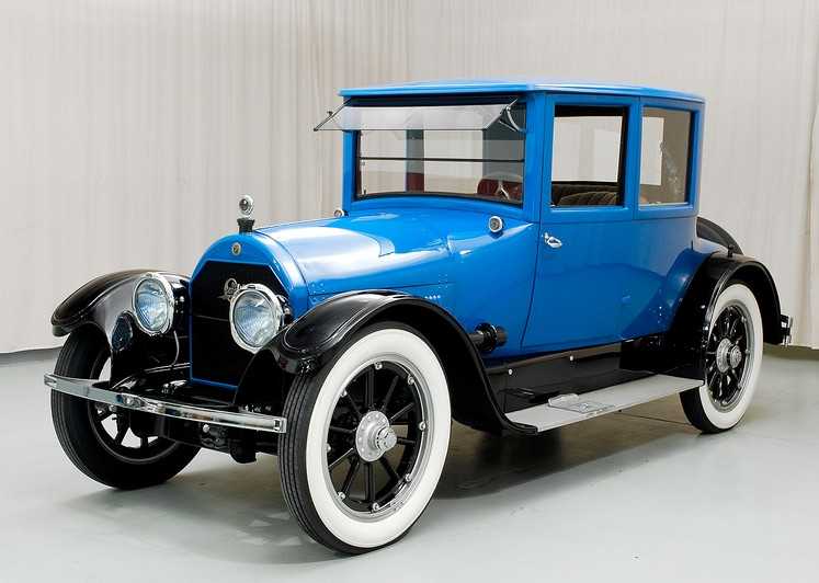1918 Cadillac Type 57 Coupe