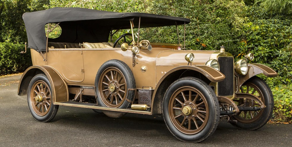 1919 Sunbeam 16HP Tourer