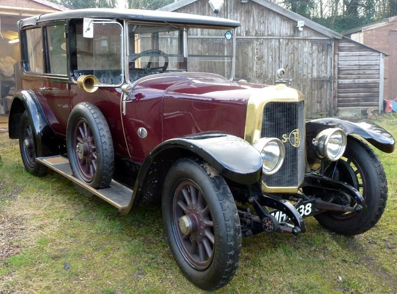 1924 Panhard et Levassor Type X46 Landaulette