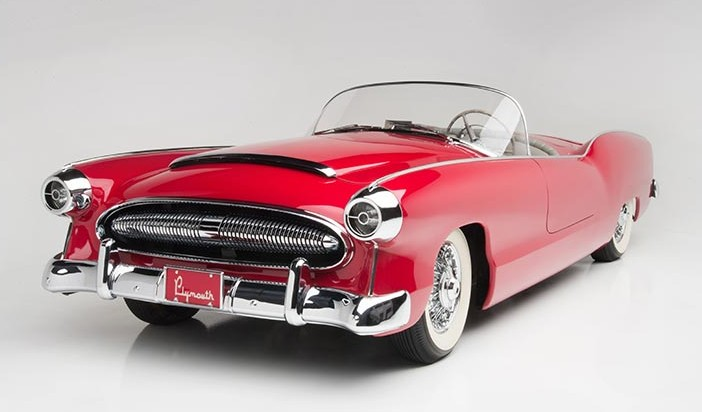 1954 Plymouth Belmont Concept
