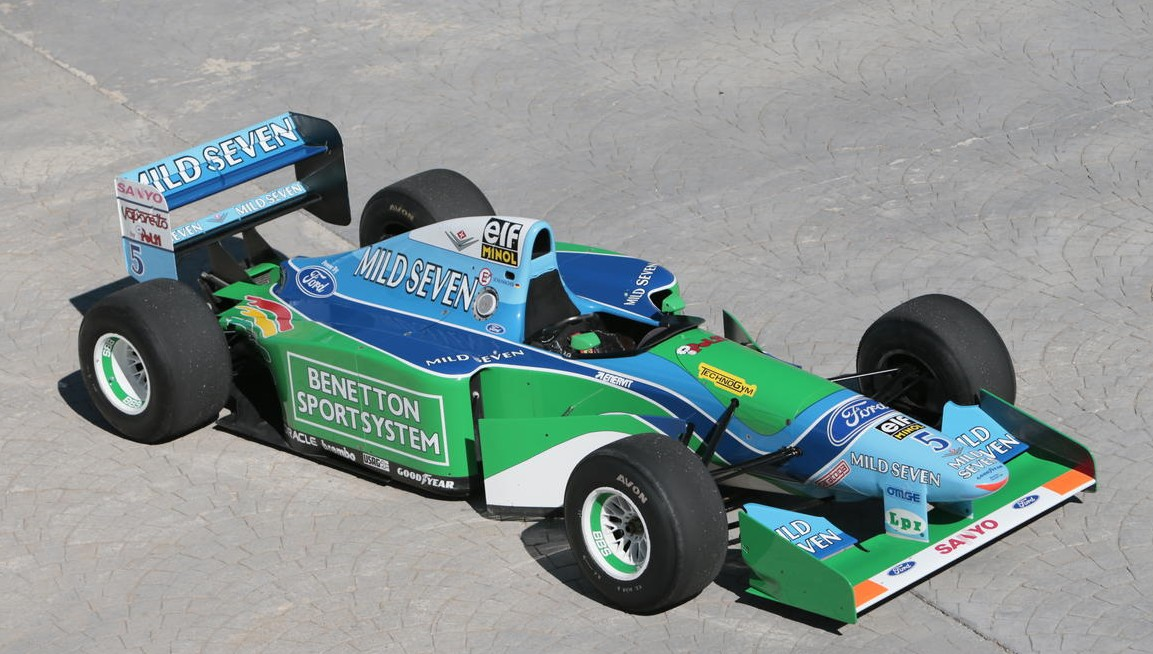 1994 Benetton B194 Cosworth