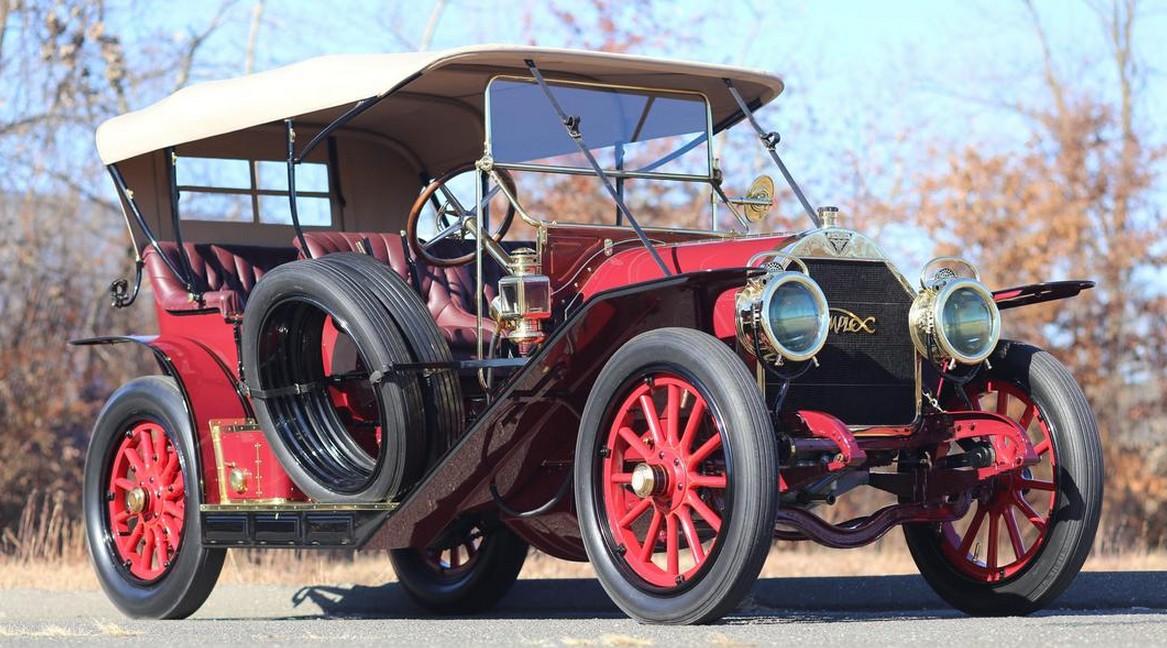 1910 Simplex 50HP Toy Tonneau