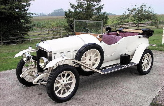 1924 Crossley 19.6HP Sports Tourer