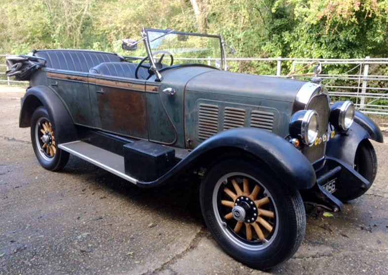 1928 Falcon-Knight Six-Cylinder Tourer