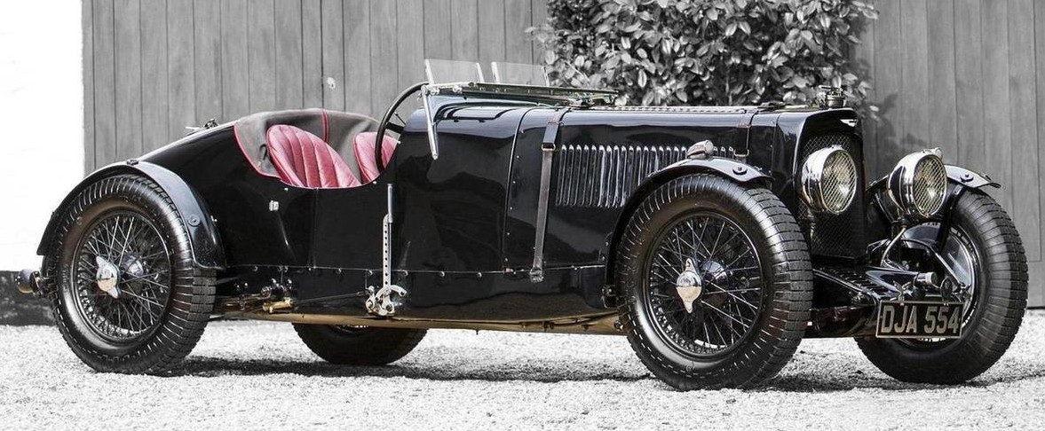 1934 Aston Martin Ulster Two-Seater