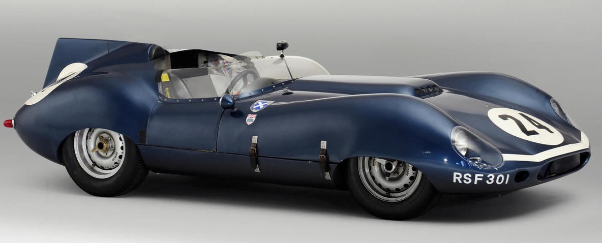 1959 Tojeiro-Jaguar