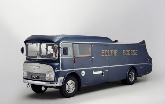 1960 Commer TS3