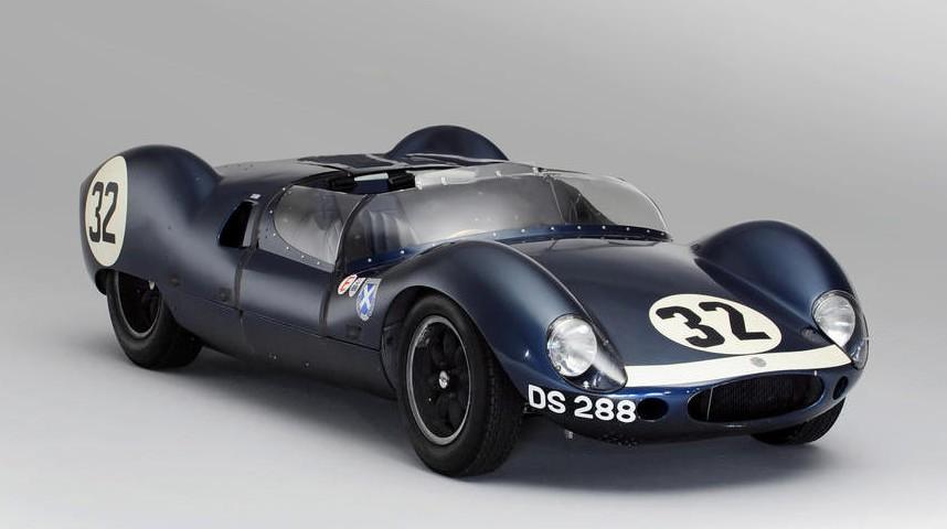 1960 Cooper Monaco-Climax Type 57 Mark II