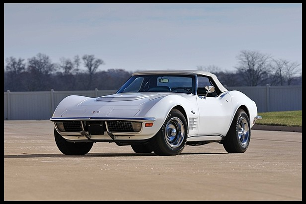 1970 Chevrolet Corvette ZR1 Convertible