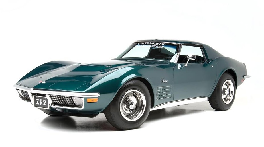 1971 Chevrolet Corvette ZR2
