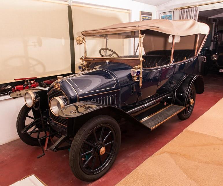 1913 Lion-Peugeot 10HP Type VD Torpedo