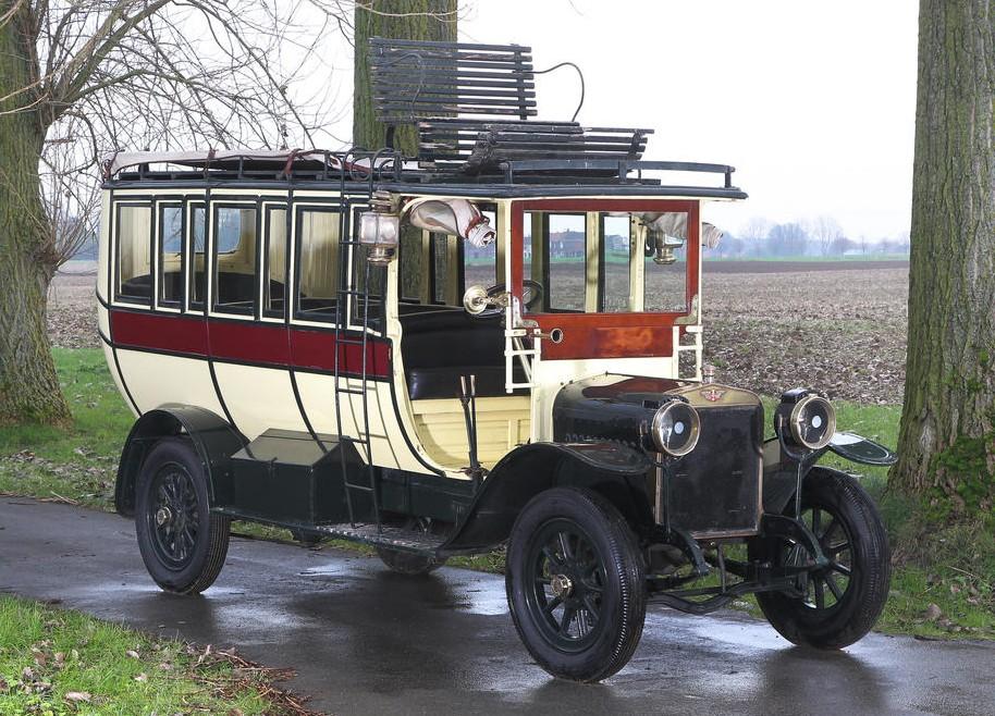 1915 Hispano-Suiza 15-20HP Omnibus