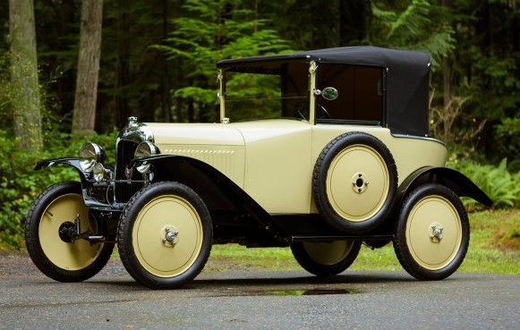 1923 Citroen Type C2 TL Drophead Coupe