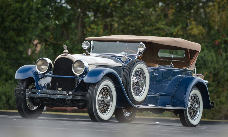 1926 Packard Eight Model 443 Phaeton by Murphy