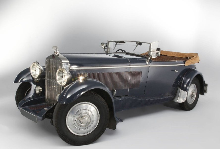 1931 Delage D8 Roadster by Chapron