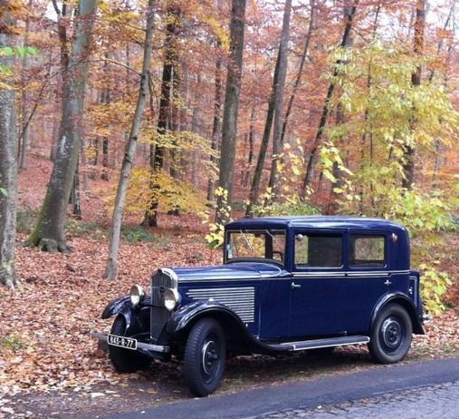 1932 Peugeot 201C