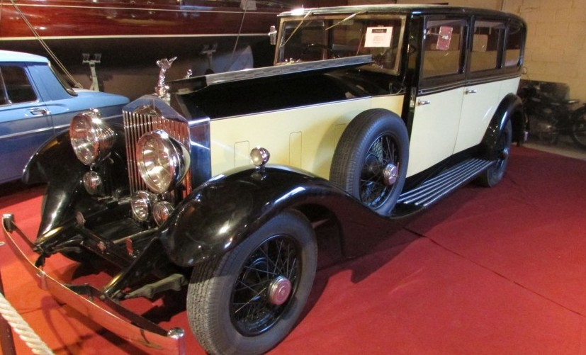 1934 Rolls-Royce Phantom II by Hooper