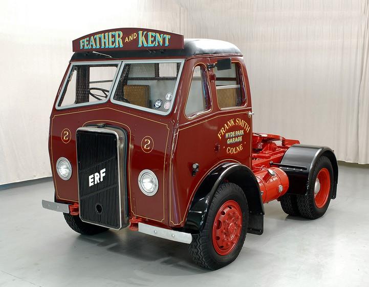 1942 ERF D16
