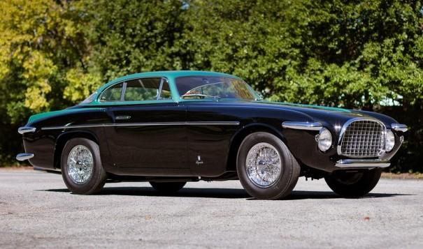 1952 Ferrari 212 Inter by Vignale