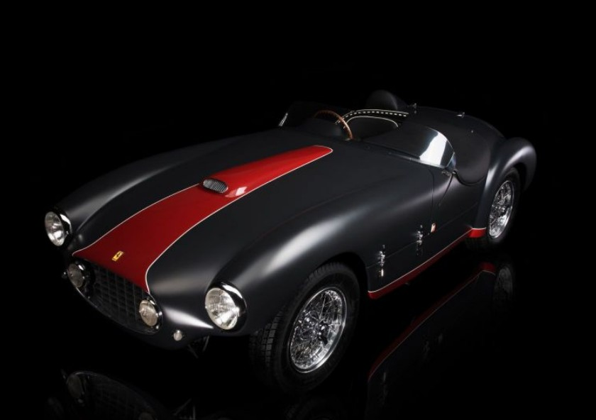 1953 Ferrari 166 MM-53 Barquette by Oblin