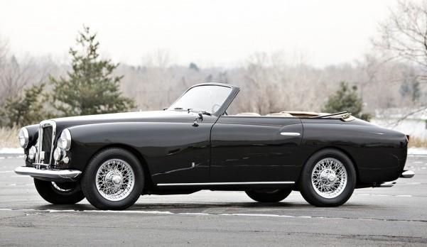 1954 Arnolt-MG Cabriolet