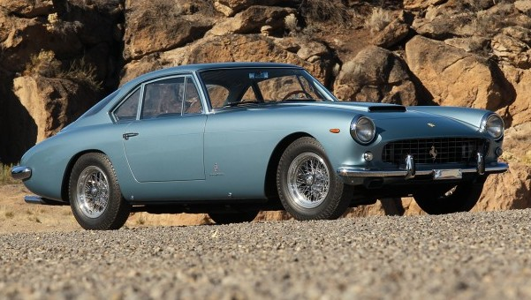 1961 Ferrari 250 GT Coupe Speciale by Pininfarina