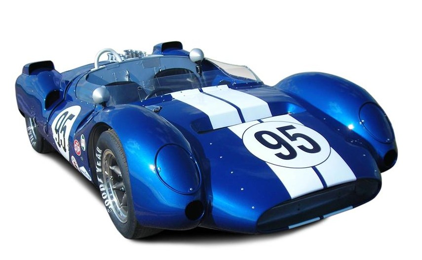 1963 Cooper Monaco Shelby King Cobra