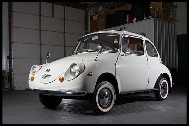 1969 Subaru 360