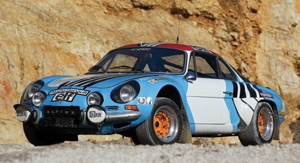 1972 Alpine A110 1800