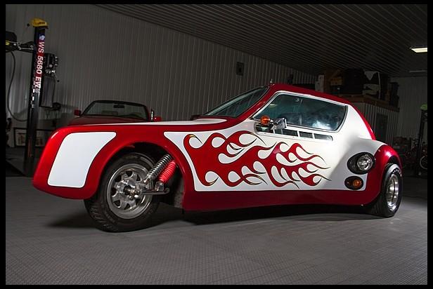 1976 Trivette MC