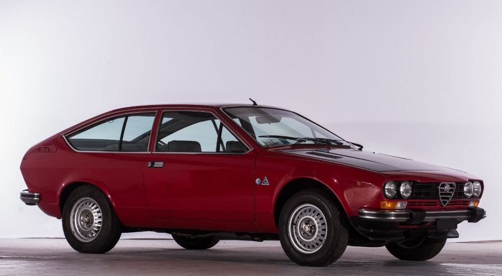 1979 Alfa Romeo 2000 GTV Turbodelta Coupe