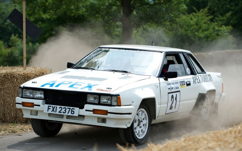 1984 Nissan 240RS Group B