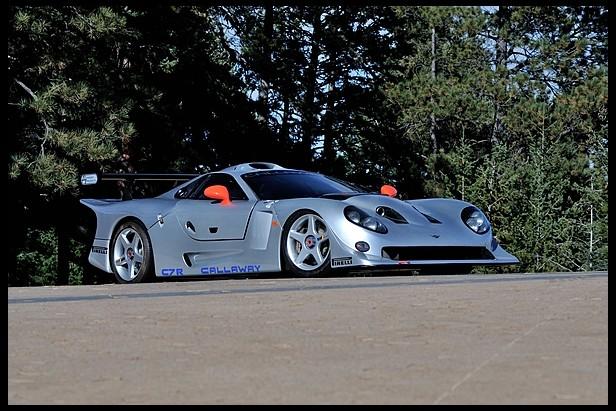 1997 Callaway C7R GT1